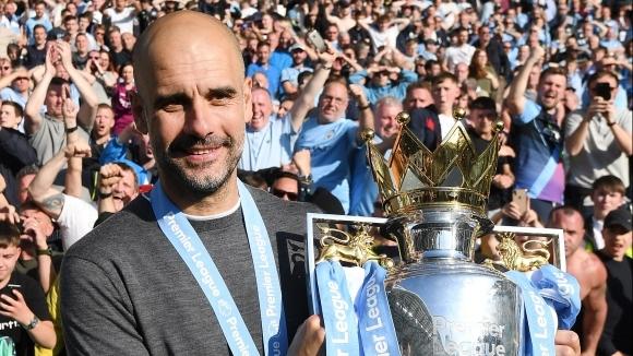 Гуардиола завоюва 26-и трофей в своята треньорска кариера