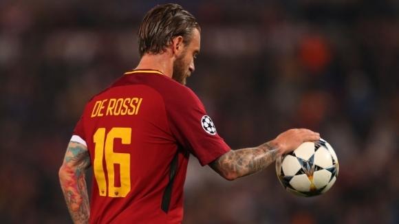 Всичко си има край: Де Роси се сбогува с Рома