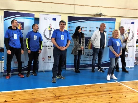 Мария Гроздева срещна 200 деца от столични училища в спортен празник