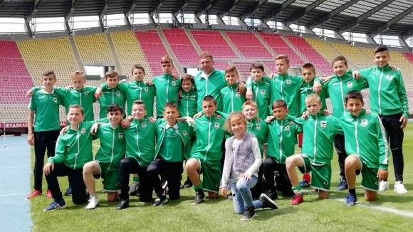 Децата на Пирин с отлично представяне в Скопие