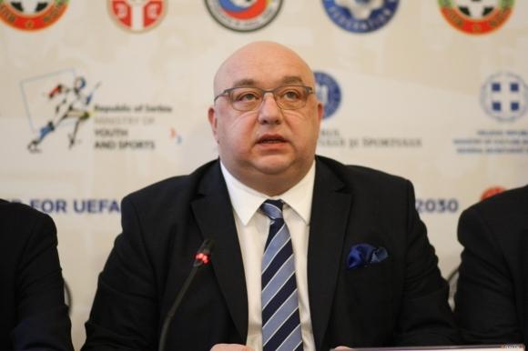 Министър Красен Кралев с поздрав по случай Деня на българския спорт