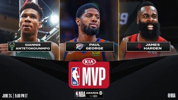 НБА обяви финалистите за индивидуалните награди