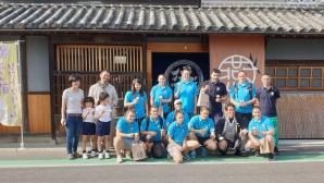 Националките по борба тренираха с четирикратна олимпийска шамионка в Япония