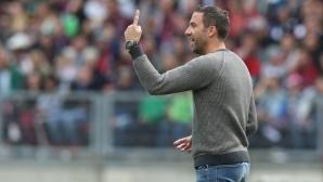 Нюрнберг ще остане без треньор след края на сезона