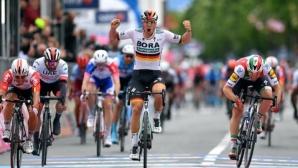 Германец с втора етапна победа в Джирото