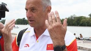 Великият 5-кратен олимпийски шампион Стив Редгрейв: Пловдив предлага отлични условия за гребците