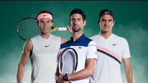 Тенис маратон с ATP Masters 1000 от Рим в четвъртък по MAX Sport 1 и MAX Sport 2