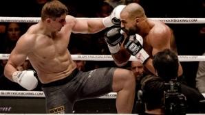 Рико Верхувен постави условие на GLORY – иска мач срещу Бадър Хари