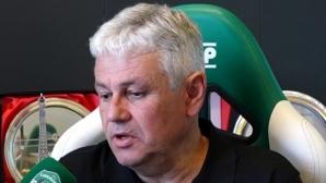 Стойчо Стоев: Ще излезем с чест от двубоя с Левски (видео)