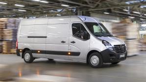 Новият Opel Movano: високо ниво на безопасност и гъвкавост