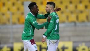 Томаш обяви групата за ЦСКА-София, Охене аут до края на сезона