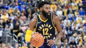 НБА наказа Тайрик Евънс за две години