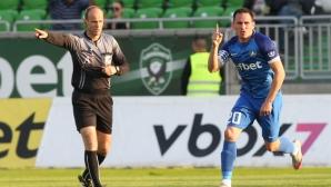 Живко Миланов: Казах на Мариани, че съм сигурен, че ще вкарам