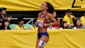 Ивет откри сезона със страхотен резултат и победа на 200 метра