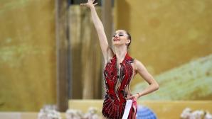 Боряна Калейн: Беше много силно състезание за мен