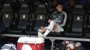 Бейл с категорична позиция в съблекалнята на Реал