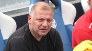 Петко Петков: Догодина ще успеем да влезем в Първа лига