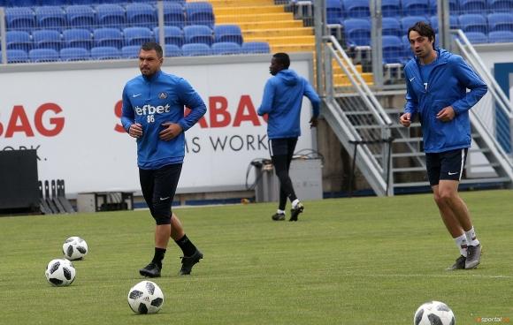 Тиам се завръща в групата на Левски за ЦСКА-София