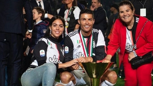 Роналдо се похвали с постиженията си