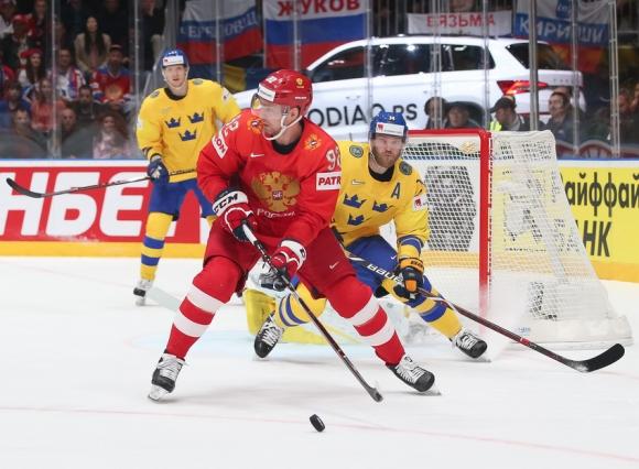 Русия би световния шампион, Канада спечели северноамериканското дерби