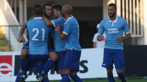 Черноморец (Балчик) се поздрави с победа като за финал
