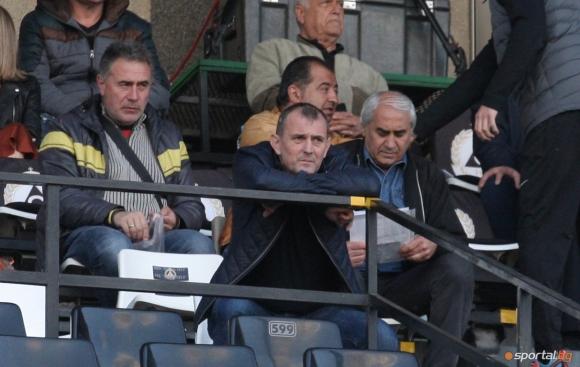 Загорчич: Не съм доволен от крайното класиране