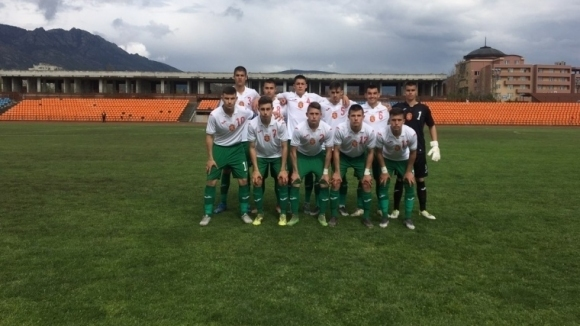 """България U16 завърши със загуба от Северна Македония приятелския турнир """"Милян Милянич"""""""