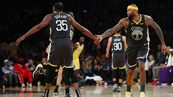 Дюрант и Казънс пропускат началото на финалната серия в НБА