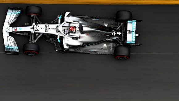 Хамилтън: Всяка година караме все по-бързо и по-бързо в Монако