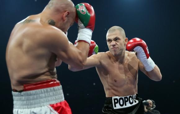 Скандал: Пропада боят на Здравко Попов в Манчестър - няма съперник на неговото ниво
