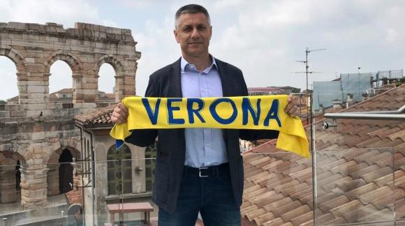 Радо Стойчев при представянето си във Верона: Бойер остава, Казийски не...