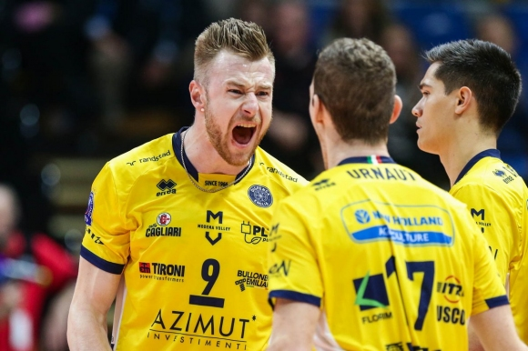 Иван Зайцев остава в Модена до 2023 година
