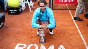 Надал: Мачовете с Новак и Роджър са нещо като традиция в спорта
