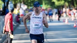 Четвърта европейска титла на 50 км спортно ходене за Йоан Дини