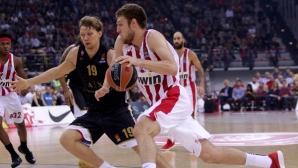Олимпиакос бойкотира гръцкото първенство