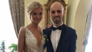 Влади Зографски се ожени за полска журналистка