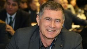 Kарамаринов води отбора на Европа
