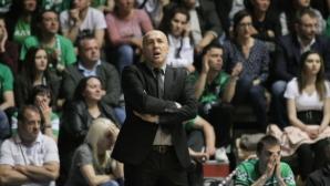 Треньорът на Балкан с интересен коментар: Сложете камера в коридора
