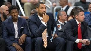 Двукратен шампион на НБА става треньор на Мичиган