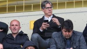 Италианци се прицелиха в спортния директор на ЦСКА-София