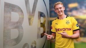 Брант обясни решението си да избере Дортмунд