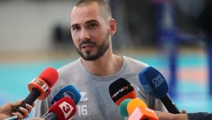Владислав Иванов: За мен винаги е било чест да играя за националния отбор на България