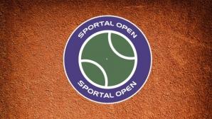 "Ще видим ли преобразен Григор Димитров на ""Ролан Гарос""? Гледайте ""Sportal Open"" (видео)"