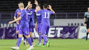Етър - Славия 0:0, Левски чака съперника си