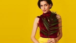 Ромина Андонова пак модел