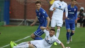 Митрев получи четири гола от отбора на Антони Иванов