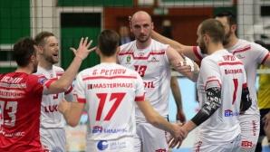 България остана без мъжки тим в Шампионската лига
