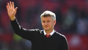 Манчестър Юнайтед ще играе с местния отбор на Солскяер в Норвегия