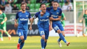 Голям футболен сайт честити на Левски, но сбърка годината