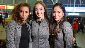 Тасева, Владинова и Калейн ще участват в Гран при в Израел
